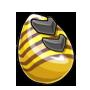 Painted Berrok Egg