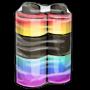 Rainbow Dye Kit Value Pack