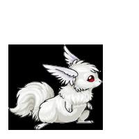 albino baby